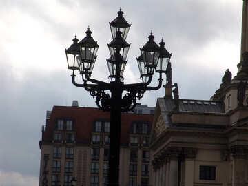 Ancient lantern №12157