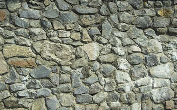 Texture.Stone wall.