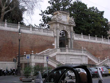 Entrance to the old Rome №12423