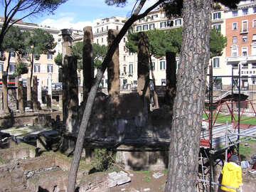 Ruinas en Roma №12332