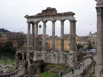 Ancient Ruins №12498