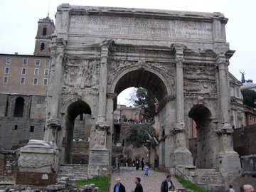 Tourists.Ruins. №12598