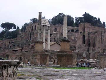 Italian ruins №12410