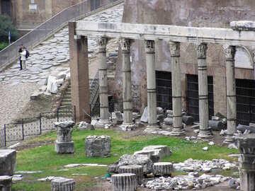 Römische Ruinen №12444