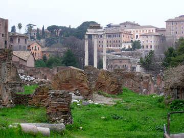 Roman ruins №12567