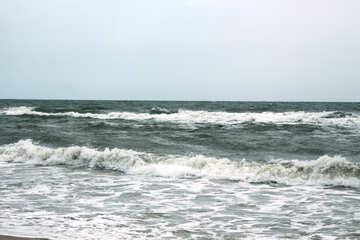 Cold sea №12715