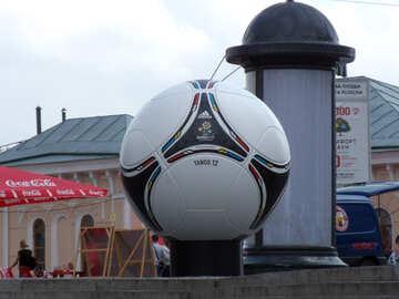 Euro ball №12678