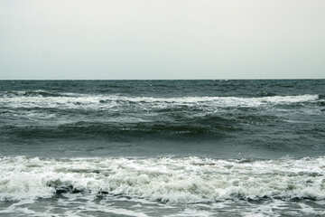Waves in the sea №12734