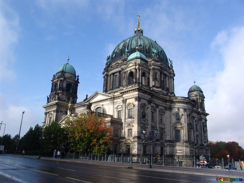 Berlin Cathedral №12084