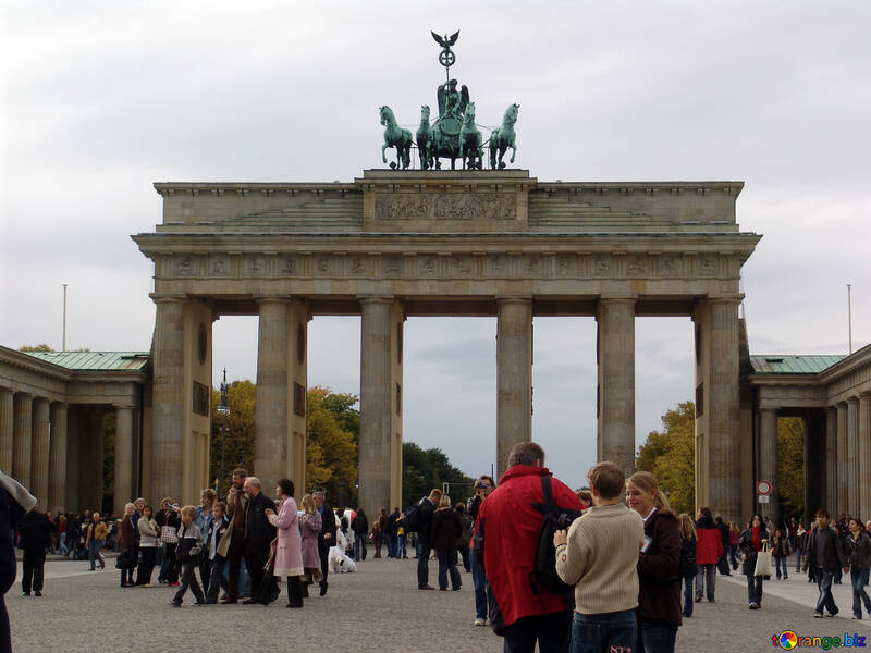 Tourists in Berlin №12078