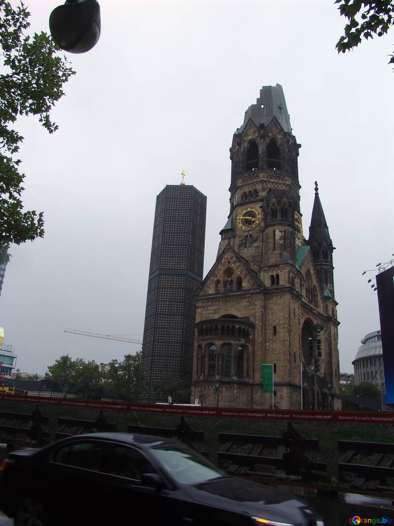 Blue Church №12001