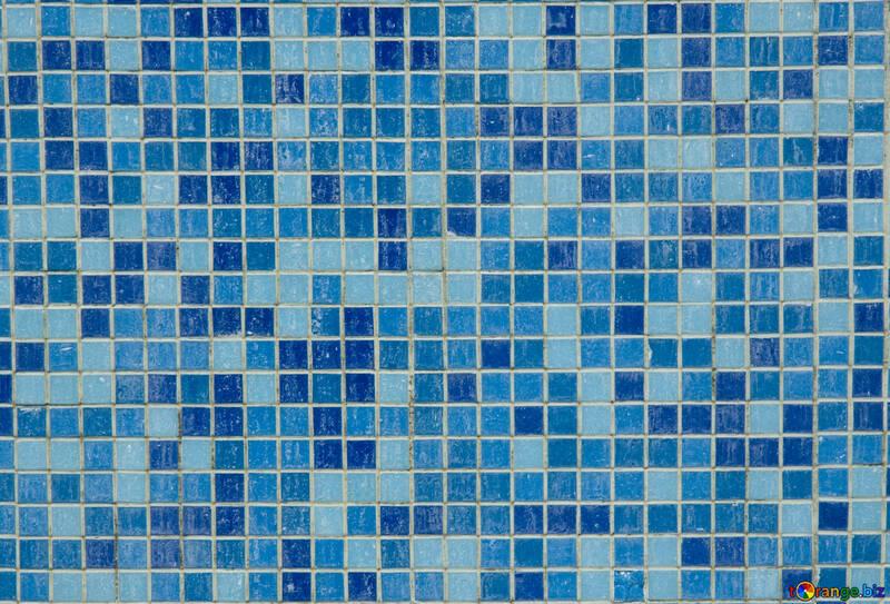 Texture.Mosaic tiles. №12763