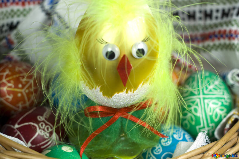Easter chick №12274
