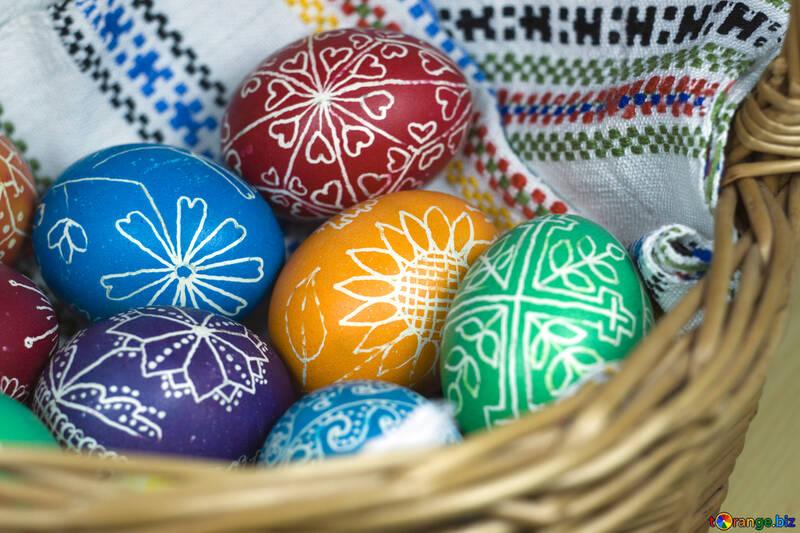 Easter Eggs №12250