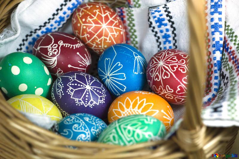 Easter eggs №12267