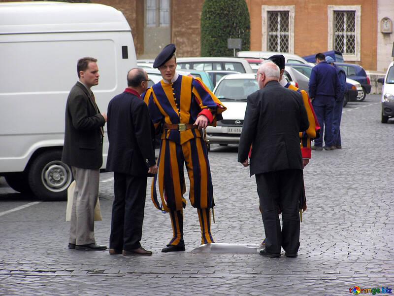 Vatican Guard №12535