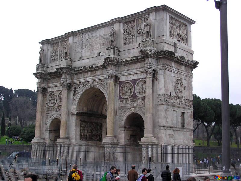 Arco de Constantino №12436