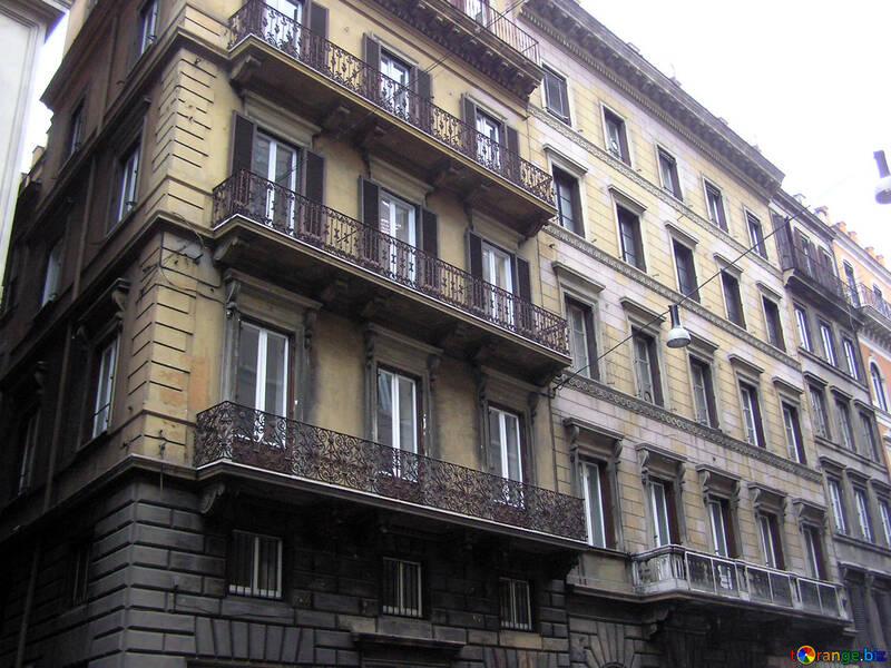 Italian balcony №12294