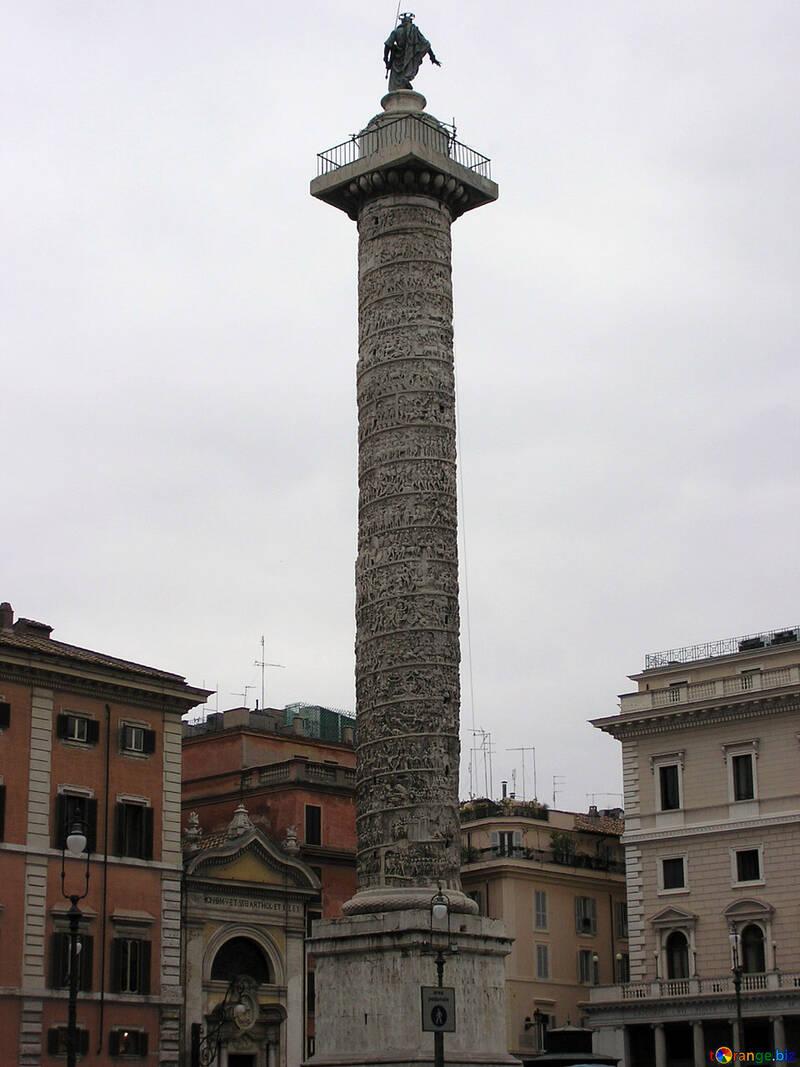 Column of Marcus Aurelius №12288