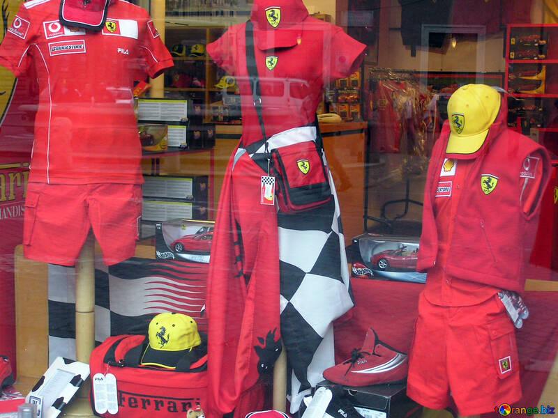 Ferrari Store №12456
