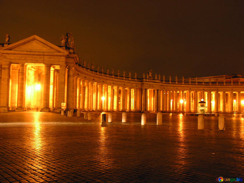 Night Vatican №12462