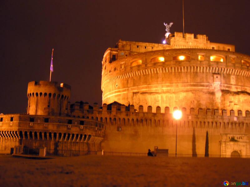 Noche en Roma №12339
