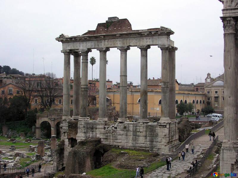 Ruinas antiguas №12498
