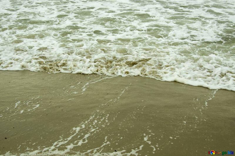 Textures Di Sabbia Onda Del Mare Di Sabbia Far Cadere 12739