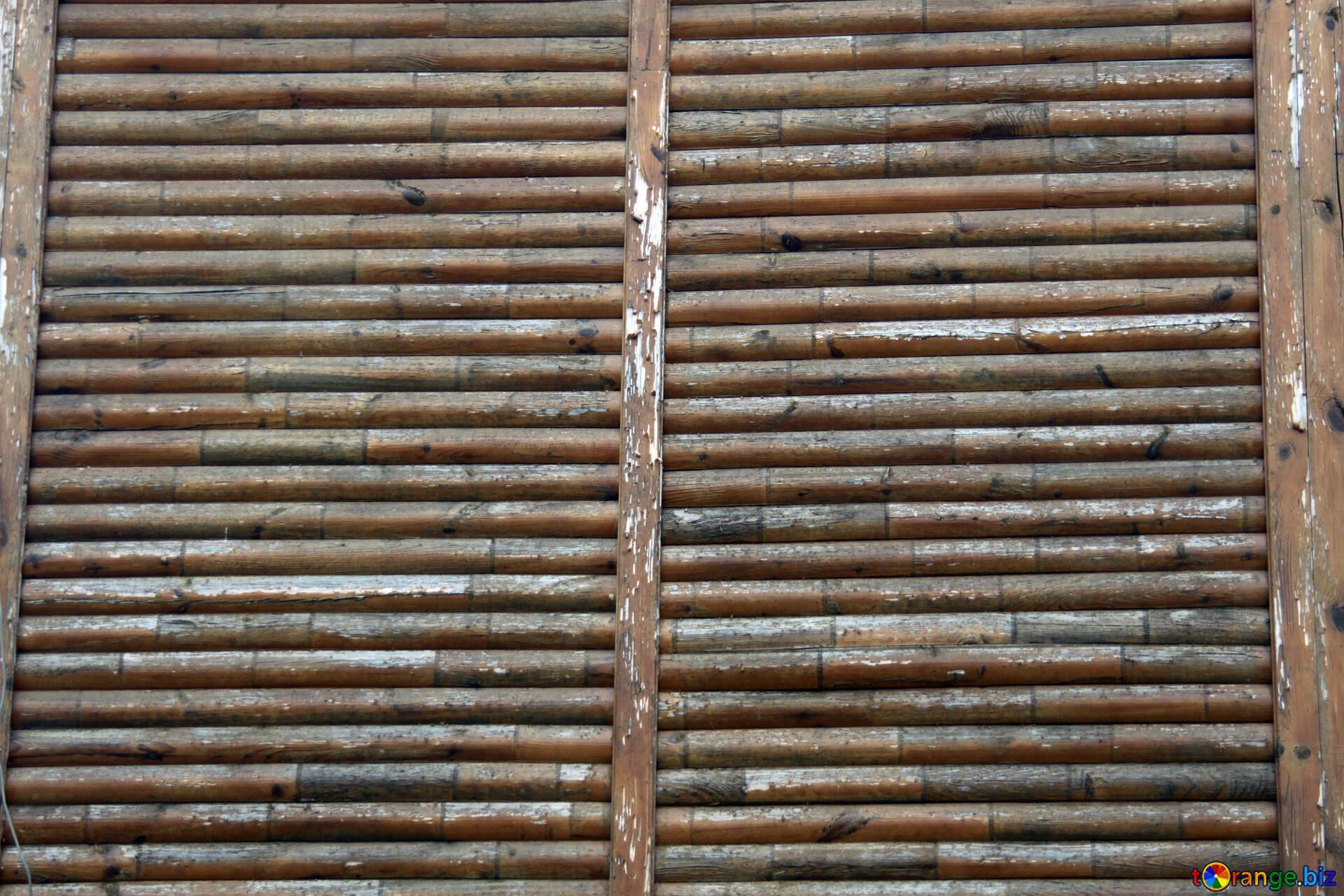 Bambus Innen Bambus Jalousien Glas 13961