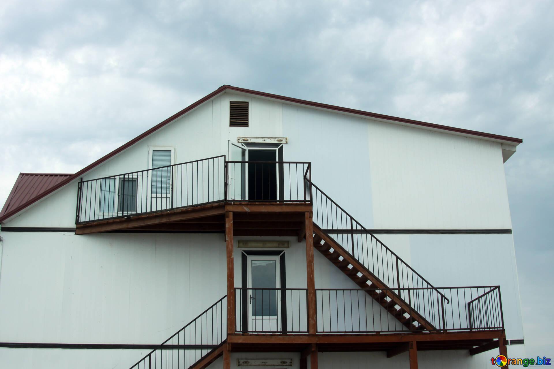 Stahlkonstruktionen metall treppe zum balkon konstruieren № 13172