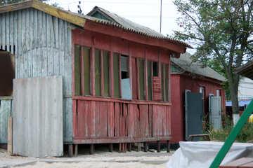 Dilapidated buildings №13181