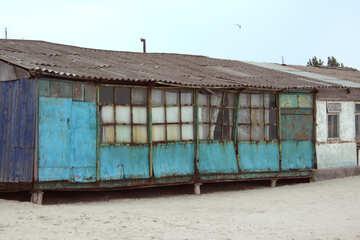 Dilapidated building №13132