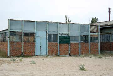 Dilapidated building №13770