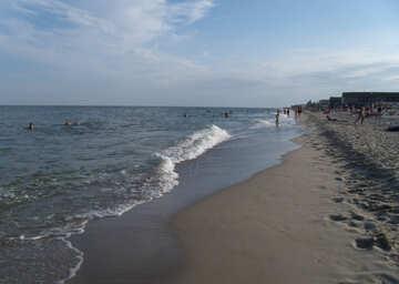 Bathing Beach №13585