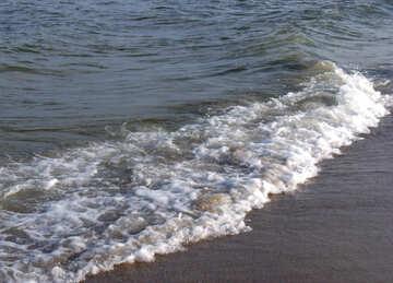 Gentle waves №13591