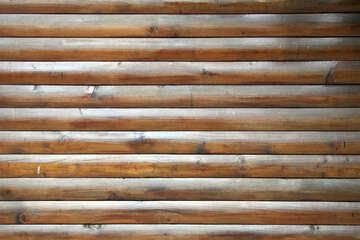 Texture della parete in legno №13970