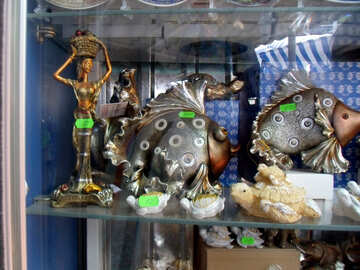 Souvenir fish №13484