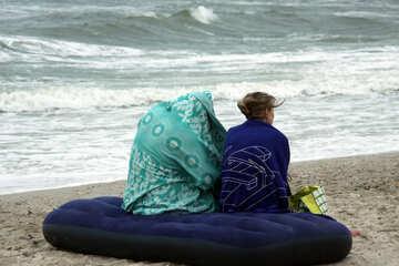 Cold sea №13419