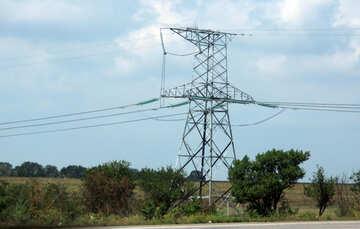 Power Lines №13243
