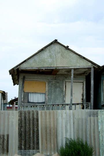 Abandoned House №13096