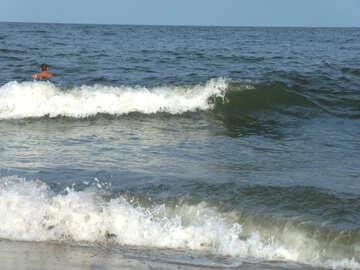 Sea waves №13586