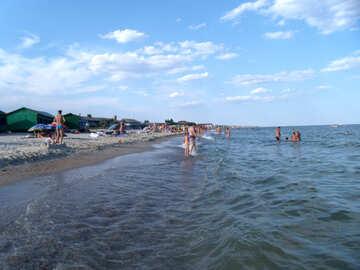 Spiaggia vacanza №13613