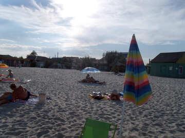 Spiaggia di mattina №13475
