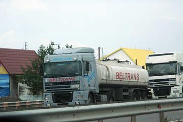 Cisterna di benzina №13282