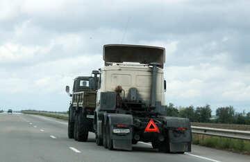 Camion rimorchio №13208