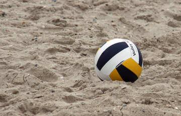 Beach Volleyball №13668