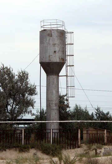 Water tower №13678