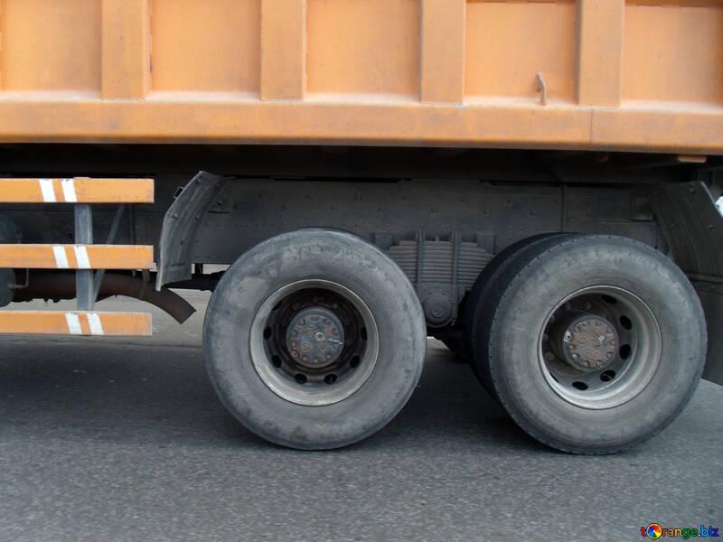Rear Wheel Drive Truck