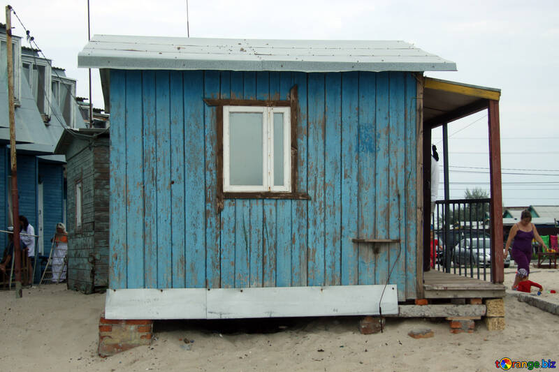 Wooden house №13163