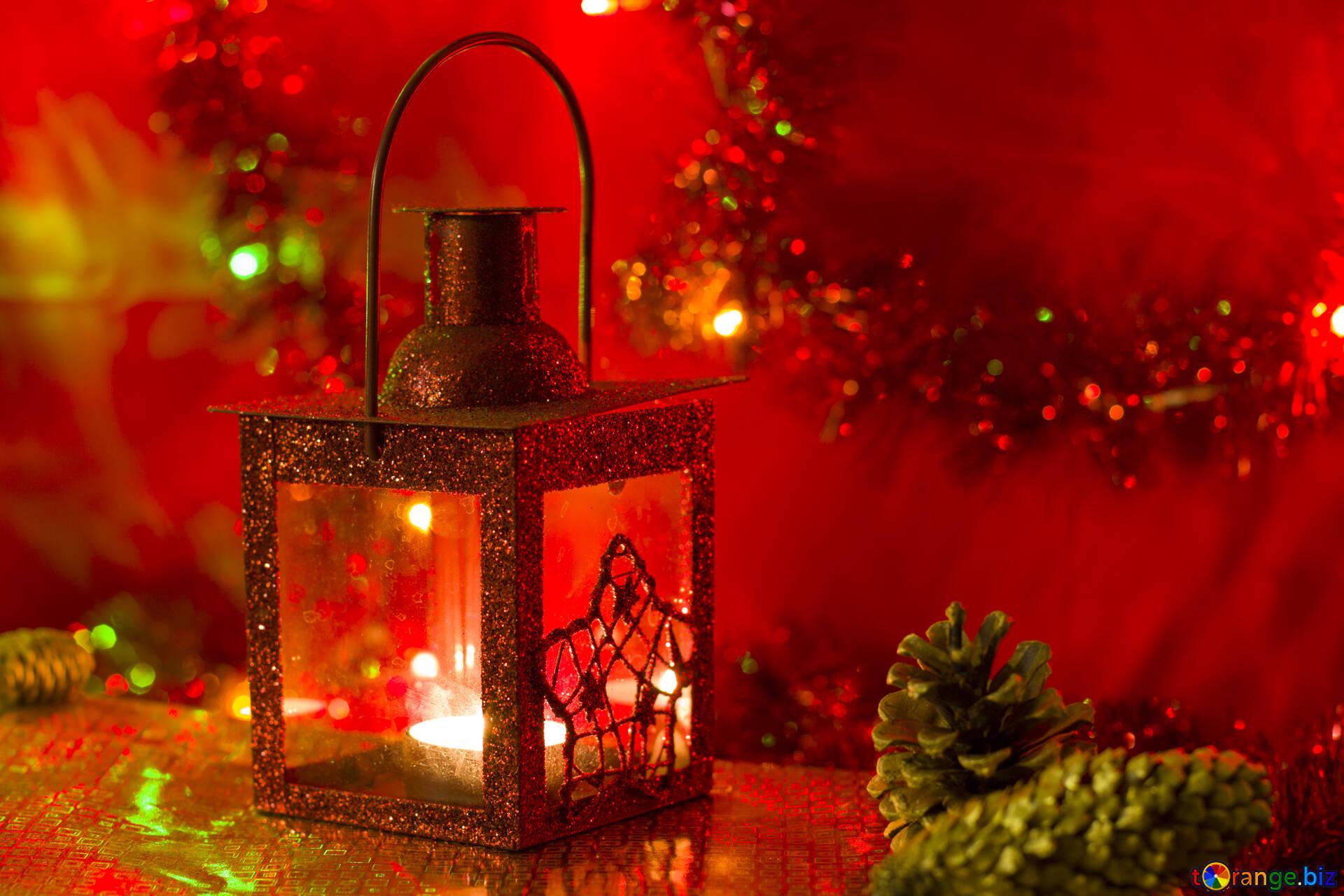 Про, картинки новогодние фонарики красивые